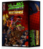 Sentinels of the Multiverse Card Game: Villains of the Multiverse