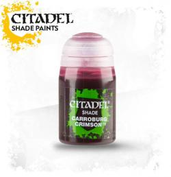 Citadel Shade: Carroburg Crimson 24-13