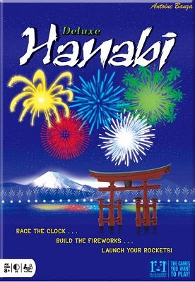 Hanabi: Deluxe Edition Card Game