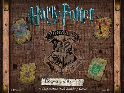 Harry Potter: Hogwarts Battle Board Game