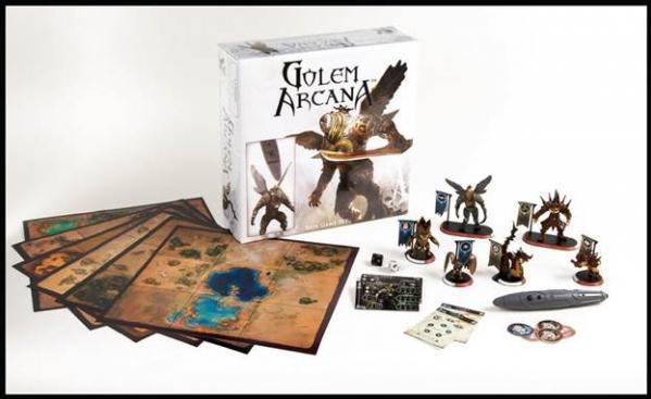 Golem Arcana: Base Set
