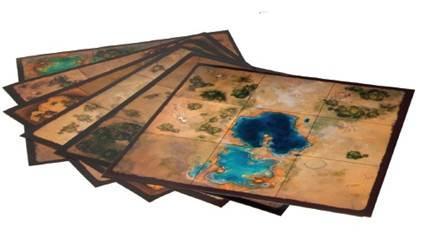 Golem Arcana: Tile Set 2