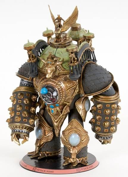 Golem Arcana: Durani Jagara Colossus (170 mm)