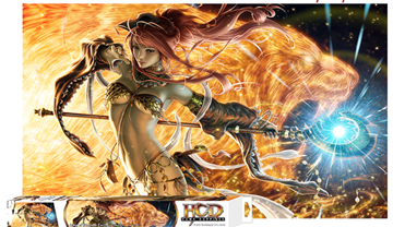 Playmat: Song of Flame and Fury: 96674