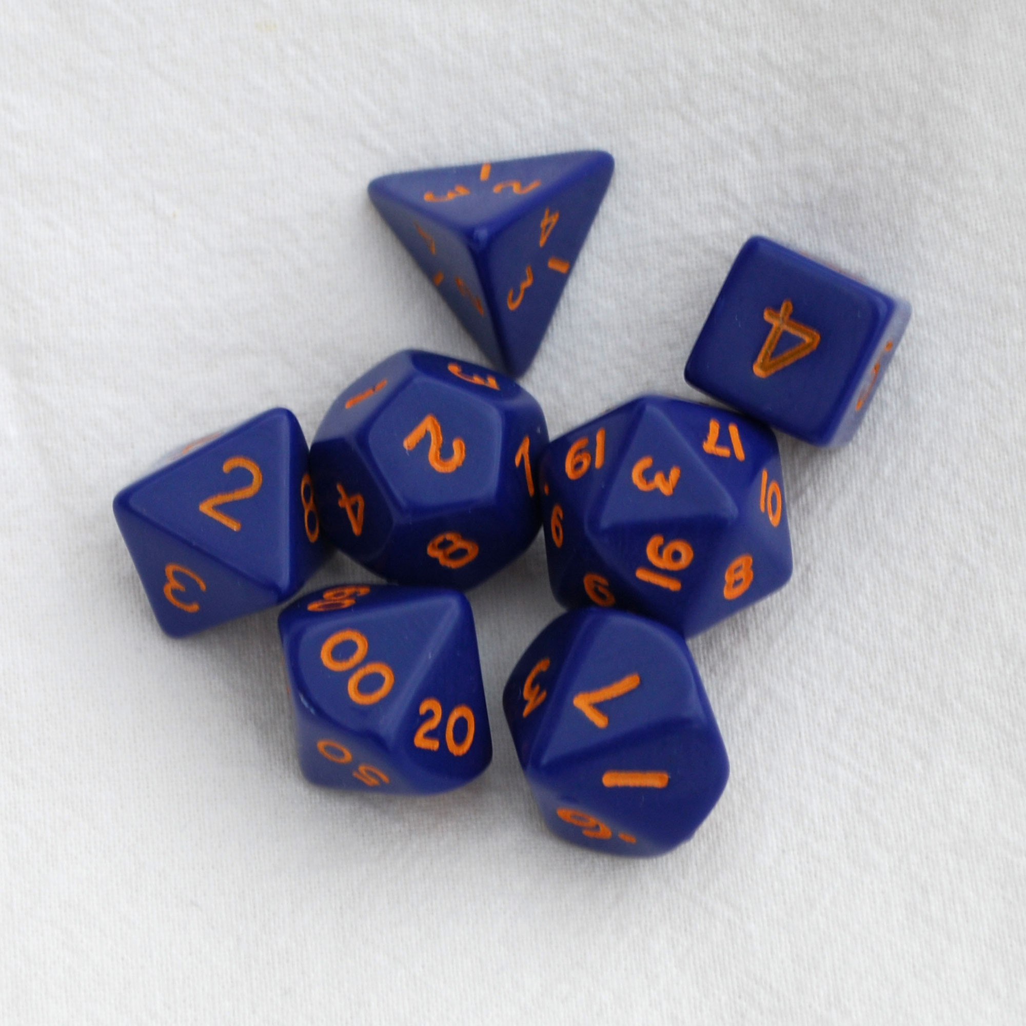 HD Opaque Dice Set