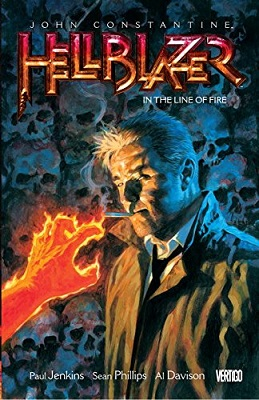 Hellblazer: Volume 10: In the Line of Fire TP (MR) - Used