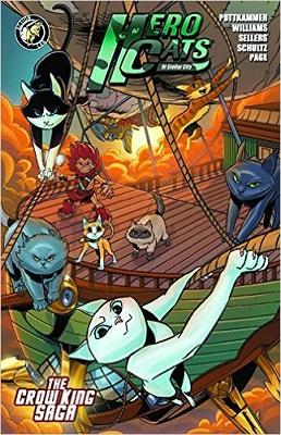 Hero Cats: Volume 3 TP