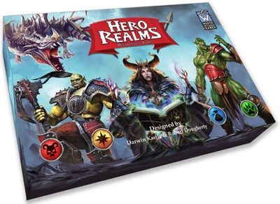 Hero Realms Deck Building Game