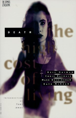 Death: The High Cost of Living TP - Used