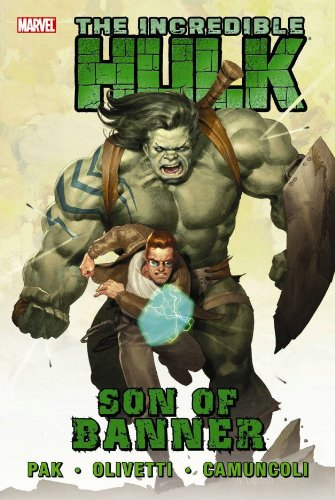 The Incredible Hulk: Volume 1: Son of Banner TP - Used