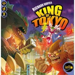 King of Tokyo Board Game - Rental