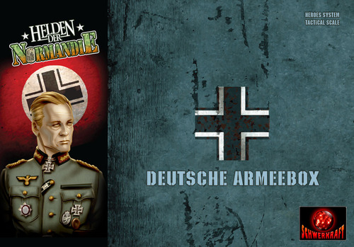Heroes of Normandie: Army Box German