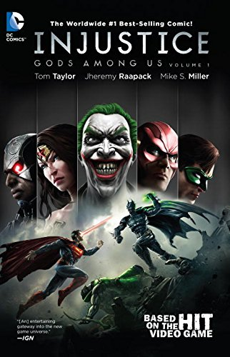 Injustice Gods Among Us: Volume 1 TP