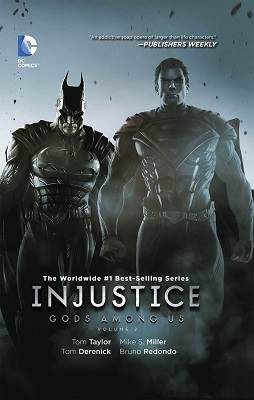 Injustice Gods Among Us: Volume 2 TP