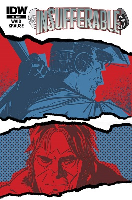 Insufferable (2015) Complete Bundle - Used
