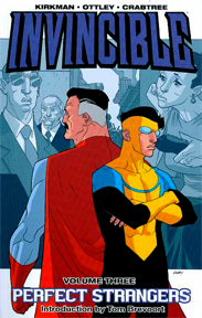 Invincible: Volume 3: Perfect Stranger TP