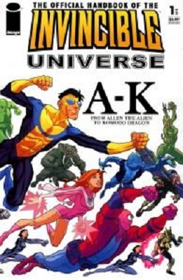 Invincible: Universe Complete Bundle (2 Issues) - Used