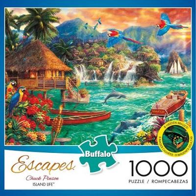 Island Life Puzzle (1000 Pieces)