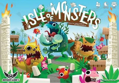 Isle of Monsters Card Game