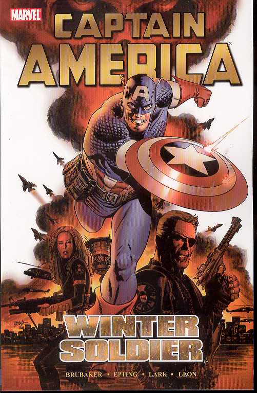 Captain America: Volume 1: Winter Soldier TP - Used