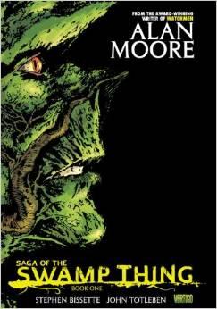Saga of the Swamp Thing: Book 1 TP
