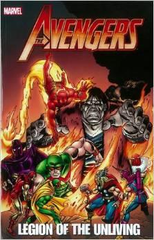 Avengers: Legion of the Unliving TP