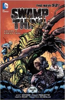 Swamp Thing: Volume 2: Family Tree TP