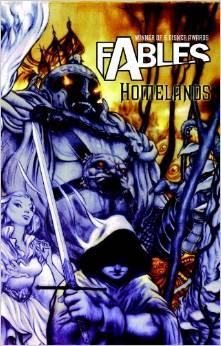 Fables: Volume 6: Homelands TP - Used