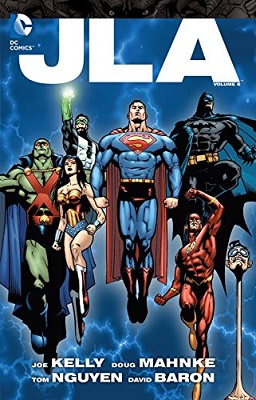 JLA: Volume 6 TP - Used
