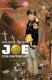 Joe the Barbarian - Used