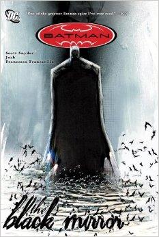 Batman: the Black Mirror HC - Used