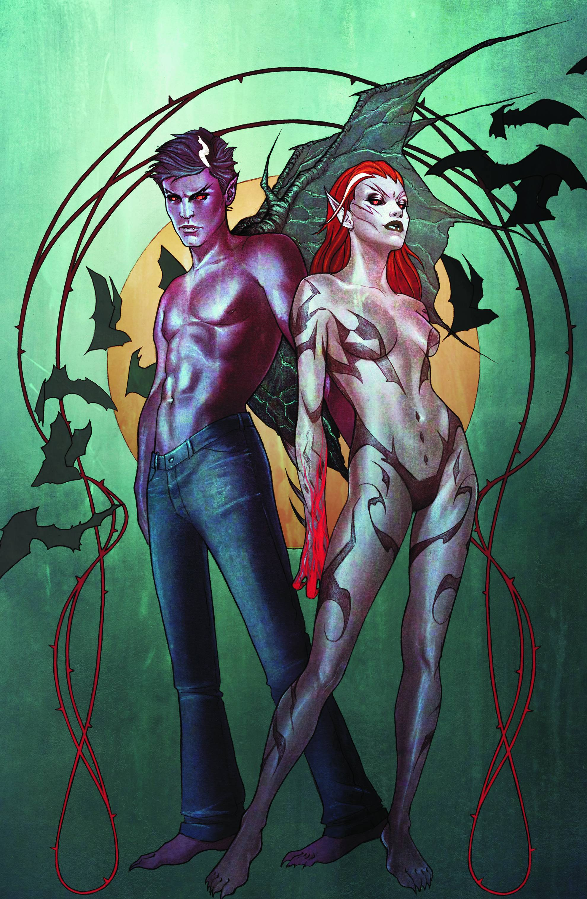 I, Vampire: Volume 1: Tainted Love (New 52) TP - Used