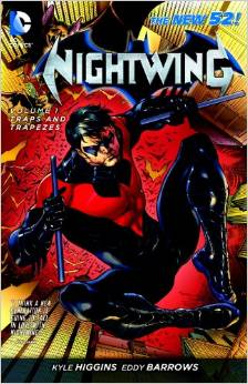 Nightwing: Volume 1: Traps and Trapezes TP