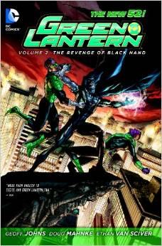 Green Lantern: Volume 2: The Revenge of Black Hand HC - Used