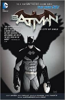 Batman: Volume 2: the City of Owls HC - Used