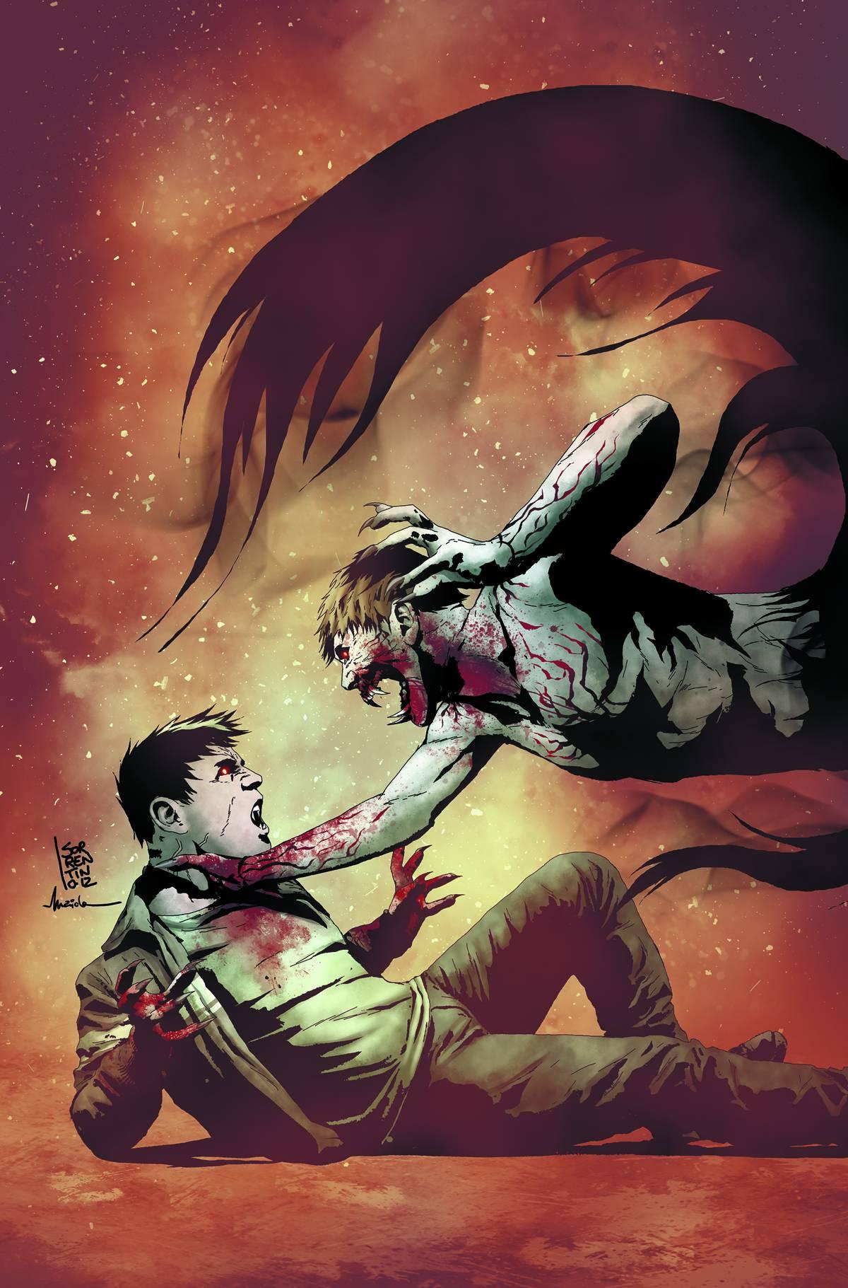I, Vampire: Volume 3: Wave of Mutilation (New 52) TP - Used