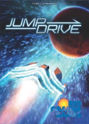 Race for the Galaxy: Jump Drive Expansion