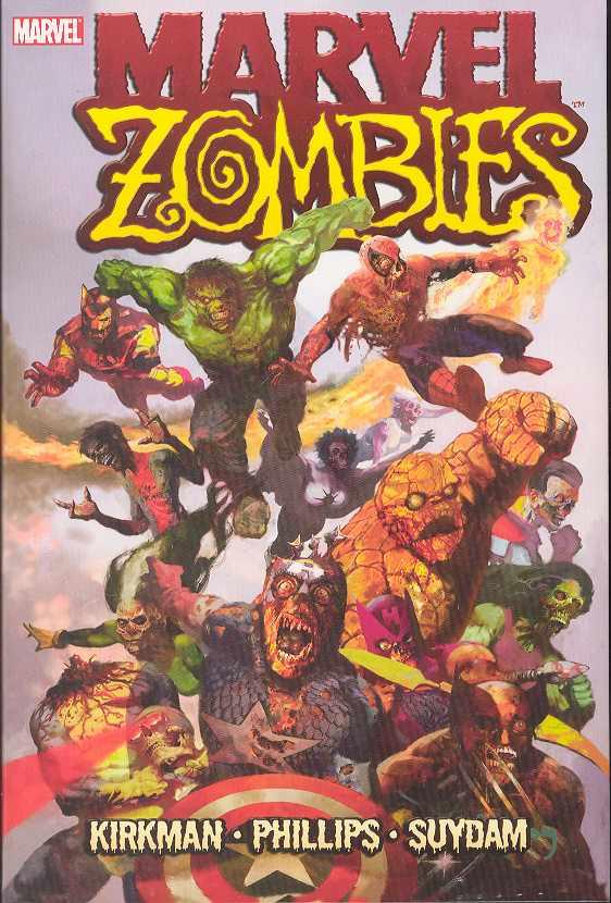 Marvel Zombies HC - Used