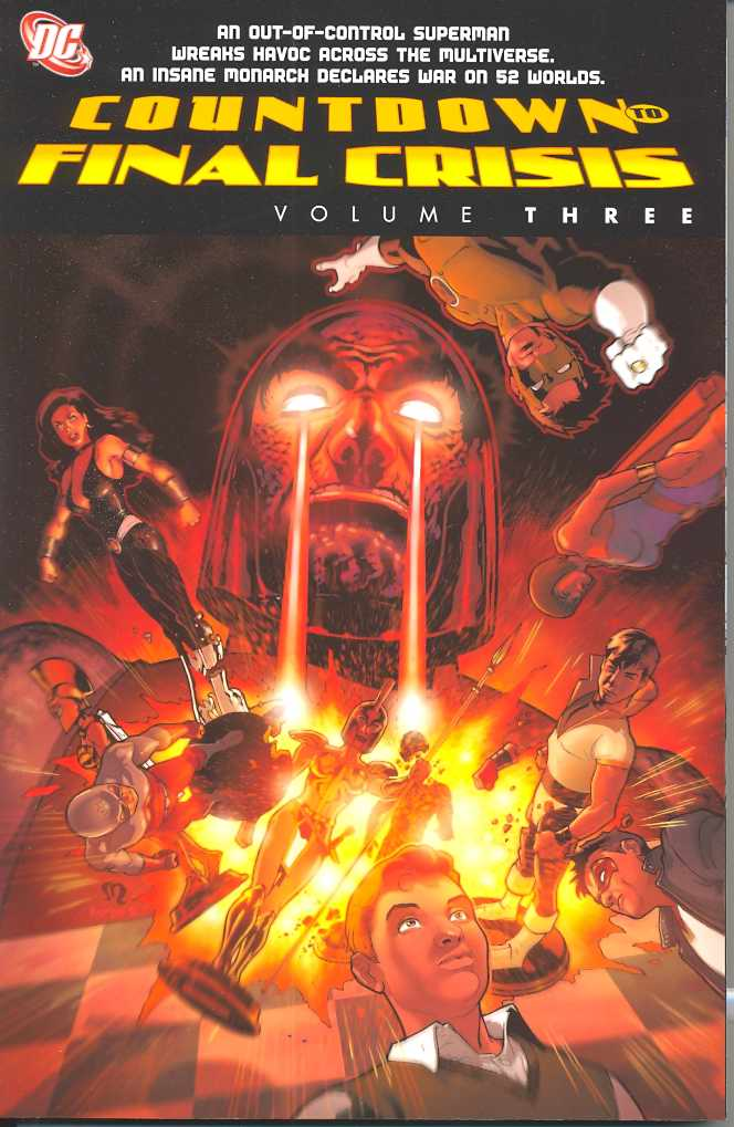 Countdown to Final Crisis: Volume 3 TP - Used