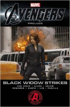 Marvels Avengers: Black Widow Strikes TP