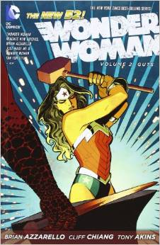 Wonder Woman: Volume 2: Guts HC - Used