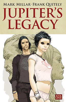 Jupiter's Legacy: Volume 1 TP (MR)