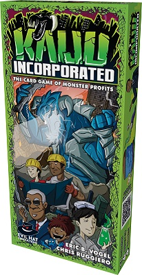Kaiju Incorporated Card Game