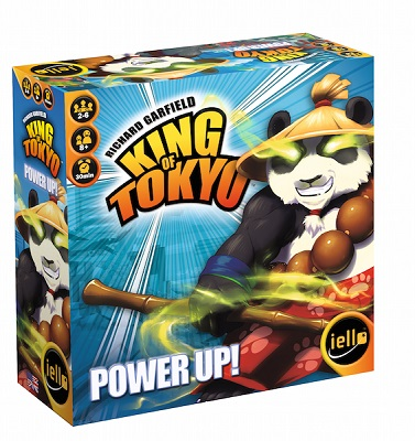King of Tokyo: 2nd Edition: Power Up Pack