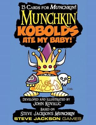 Munchkin: Kobolds Ate My Baby