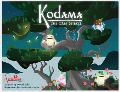 Kodama: The Tree Spirits Card Game (2nd Edition)