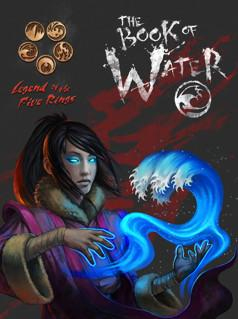 Legend of the Five Rings 4th ed: The Book of Water - Used