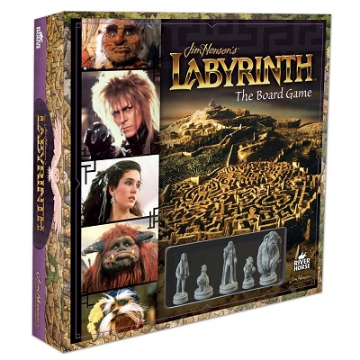 Labyrinth: The Board Game (Jim Hensons)