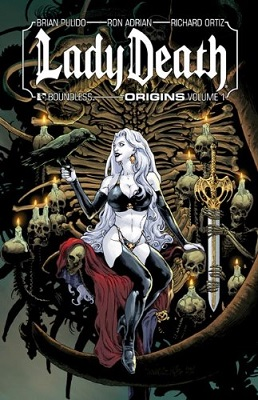 Lady Death: Origins: Volume 1 HC