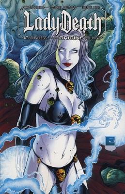 Lady Death: Origins: Volume 2 HC